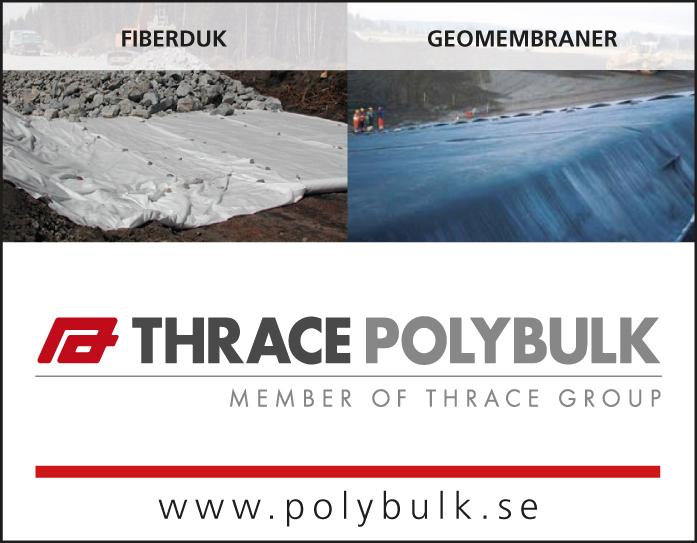 Thrace Polybulk AB