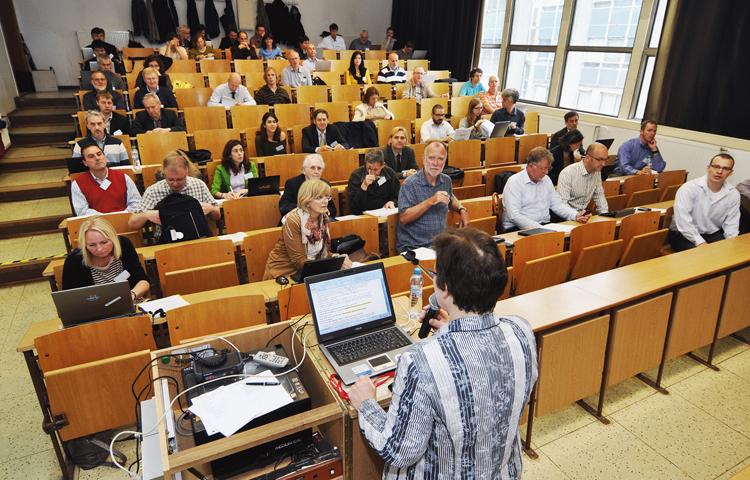 I projektet har europeiska forskare träffats och utbytt erfarenheter i forskningsfrågor.