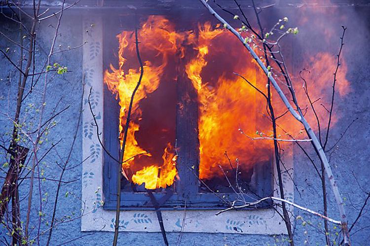 Över 20.000 bostadsbränder inträffar varje år i Sverige. Foto: Stefan Svensson, LTH