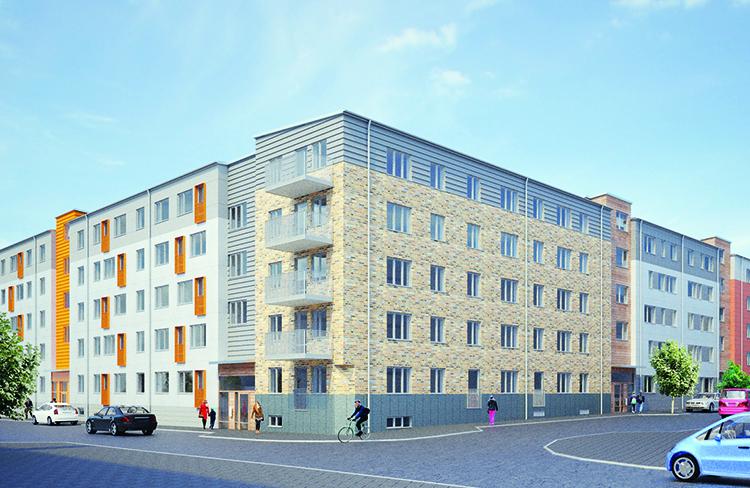 Plats finns for 250 nya bostader