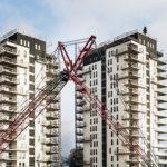 Bostadsbyggande i Norge bromsar in