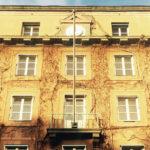 Bygger 150 lägenheter i gammalt Polishus