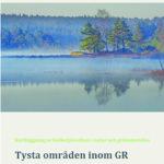 Tysta områden i Göteborgsregionen