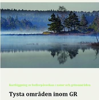 Tysta områden i Göteborg