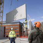 Utfackningsväggar i betong ökar visar ny undersökning