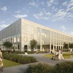 Nya lokaler  till Karolinska Universitetssjukhuset i Huddinge