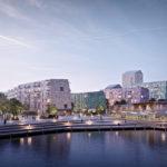 Lindholmshamnen får 150 fler lägenheter