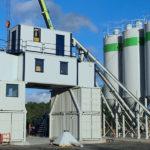 Ny betonganläggning i Ale