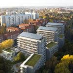 Hållbart byggprojekt blir verklighet