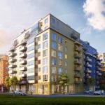 Nya bostäder i Nya Råsunda
