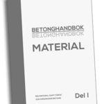 Ny utgåva av Betonghandbok Material