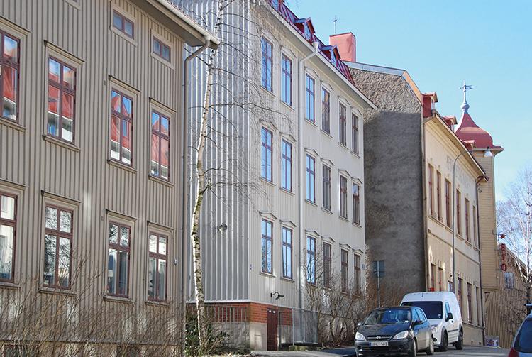 Renoveringsbehov i äldre hus – möjligheter för energieffektivisering och bevarande av kulturmiljö