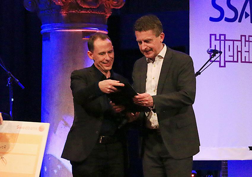 Rolf Brinks Pris 2017