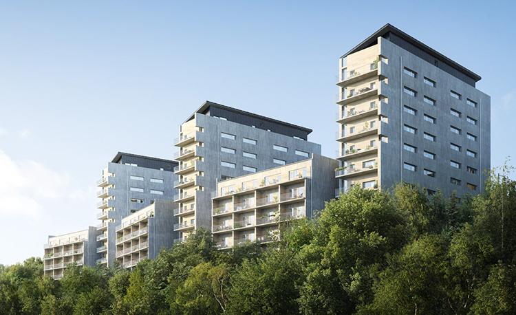 Tidigt ställda krav i byggprocessen minskar miljöbelastningen