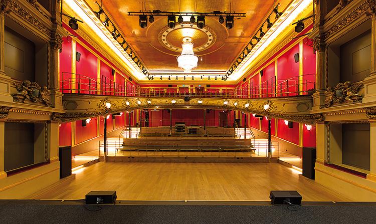 Vasateatern – Akustiska problemställningar vid renovering