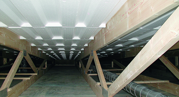 Fuktsäkrare takkonstruktioner i trä WUFI