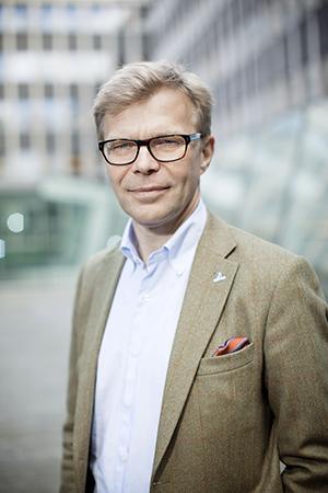 Ola Månsson, ny vd Installatörsföretagen.