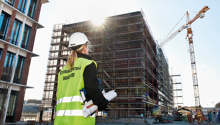 Brandkonsultens roll i byggprocessen.