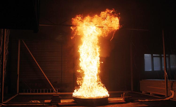 Funktionsbaserad design av bärförmåga vid brand.