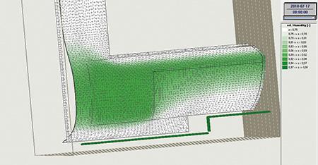Fuktsäkerhetsprojektera golv