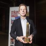 Silverbalken 2017 till Henrik Rundquist