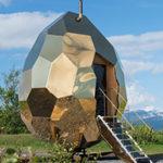 Solar Egg, vinnare av Stålbyggnadspriset 2017