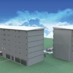 Köldbryggor i ytterväggskonstruktion i betong – konsekvens av vald areadefinition