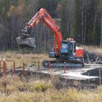 Sättningar i sulfidjord  – undersökningar, fältmätningar och beräkningar
