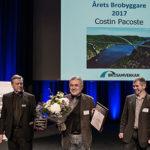 Costin Pacoste är Årets Brobyggare 2017