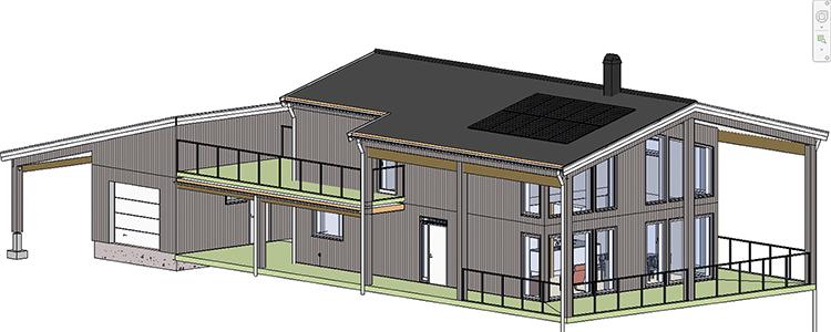 Behovsstyrd ventilation för småhus