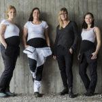 Arbetsbyxa för gravida vinnare av Nordbyggs guldmedalj 2018