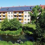 Testbädd för grönblå  urbana lösningar