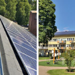 Takrenovering med  solceller – en enkätstudie