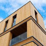 Ny studie om brandskydd i höga trähus
