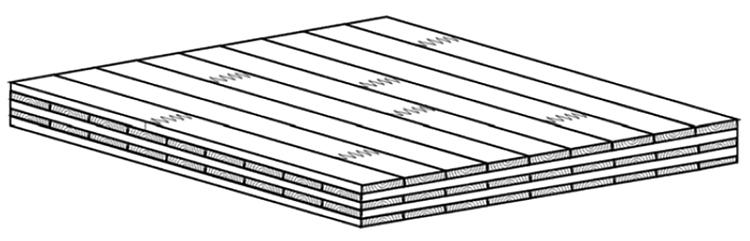 Brandteknisk dimensionering av CLT-konstruktioner