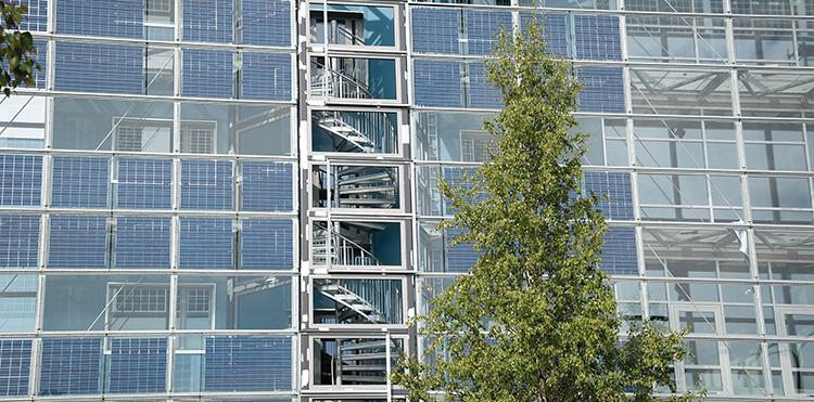 Hållbart samhälle – nya brandtekniska utmaningar
