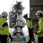Uttorkning av betongprover