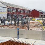 Brandskydd under tidigt byggskede och grundläggningsarbeten