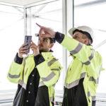 Vill digitalisera den svenska byggbranschen