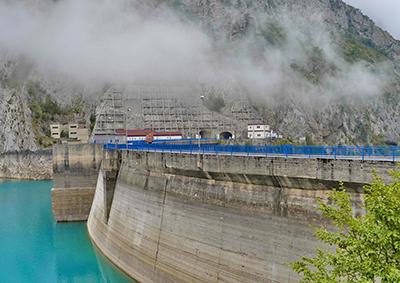 Vattenkraften är sårbar. El-effektbrist kan allvarligt hämma Sveriges samhällsutveckling