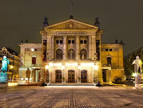 Artifon vinner uppdrag för  Nationalteatern i Oslo