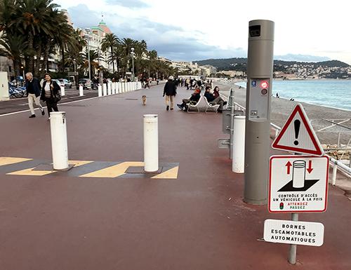Utformning av offentliga miljöer för att möta nya terrorhot i samhället