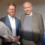 Anders Prästings är  ny doktor i geoteknik