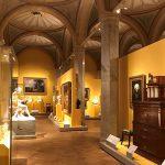 Gömda golvkonstruktioner i Nationalmuseum