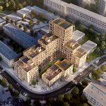 Framtidens utmaningar för flervåningsbyggnader i trä