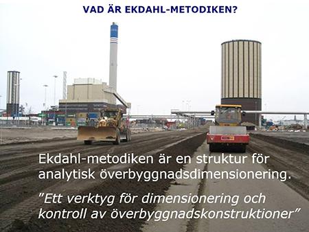 Optimera väg- och järnvägskonstruktioner