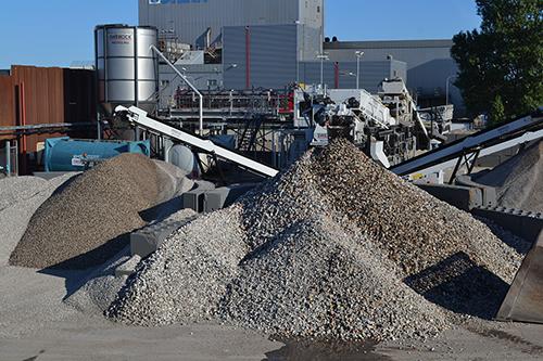 Grusfabriken – Från schaktmassor till ballastprodukter – Hinder och möjligheter