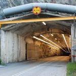 Korrosionsprovning av olika typer av bergbultar i tunnlar – Långtidsexponering