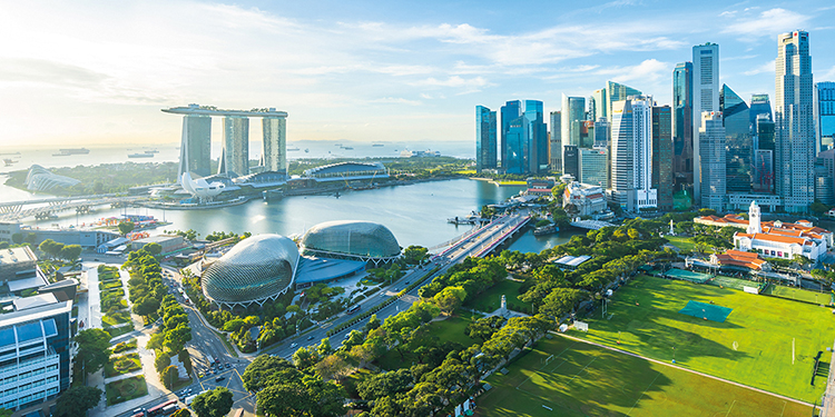 Ramboll utökar i Singapore
