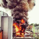 Brandrisker för olika typer av brännbara isolermaterial i tak och fasad – långt ifrån svartvitt